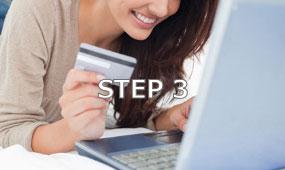 オンライン受講の流れステップ3
