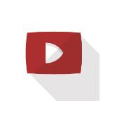 動画再生のイラスト