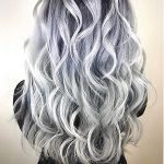 Ryu Hair Artist -silver white color-